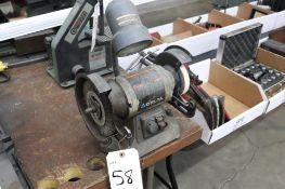 "Delta 6"" bench grinder"