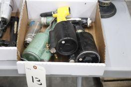 Pneumatic rivet guns