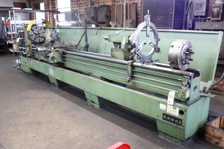 Industrial Machine Shop Auction