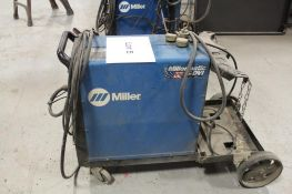 Millermatic DVI welder