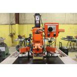 Blum minipress insertion & boring machine