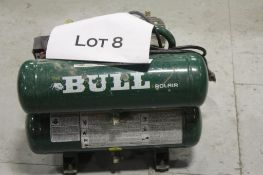 RolAir the Bull 2hp portable compressor