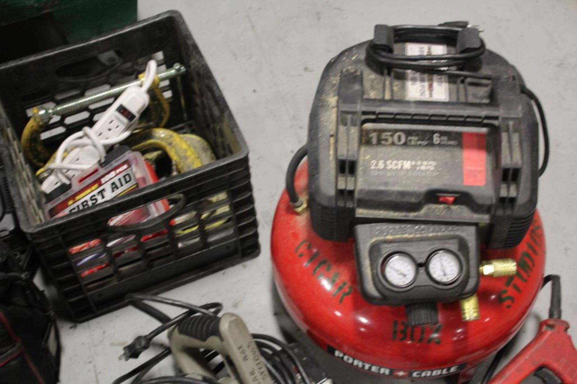 Greenlee tool box w/contents - Image 5 of 7