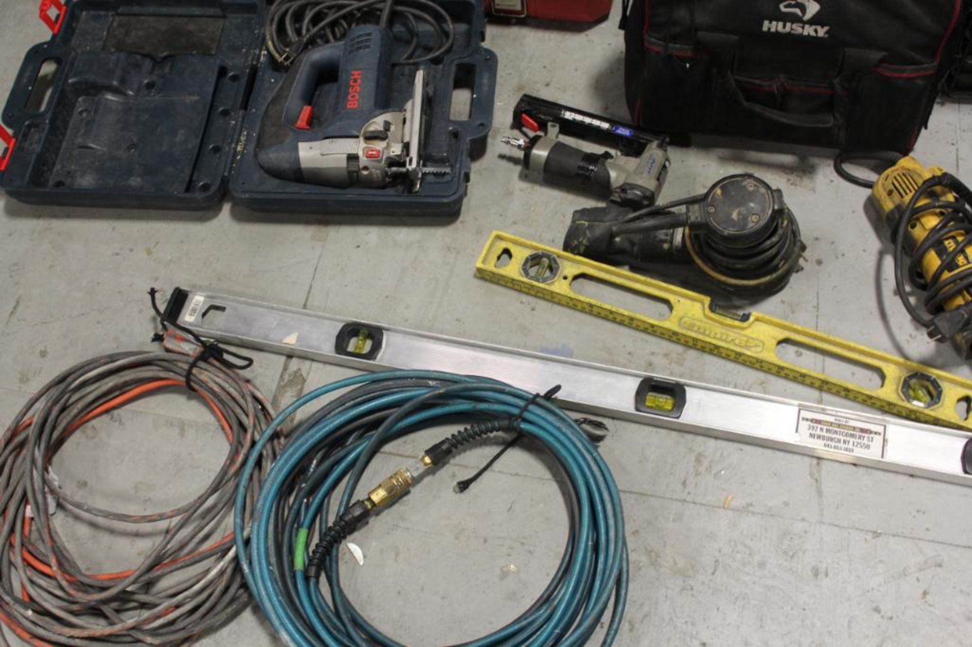 Greenlee tool box w/contents - Image 7 of 7