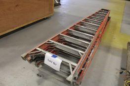 Fiberglass step ladders - 12'