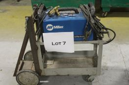 Millermatic 141 MiG welder