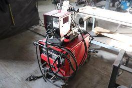 Lincoln Idealarc CV-300 welder