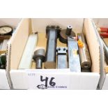 Carbide insert tooling