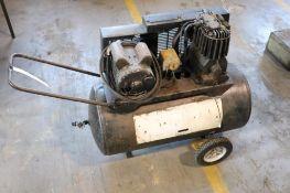 Portable compressor 1ph