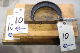 Micrometers & standards
