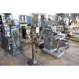 "Arborga F325 16"" geared head drill press w/ Albrecht chuck"