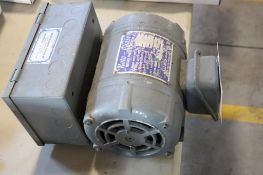 Roto Phase 1hp rotary phase converter