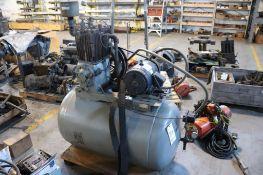 Horizontal Compressor 5 Hp/3ph