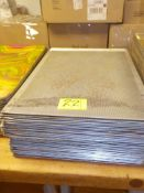 "ALUMINUM. 18"" X 26"", BAKING SHEET, (188)PCS, SOLD BY THE PIECE, BUY IN QUANTITIES OF TEN"