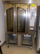 BAXTER ROTATING OVEN, MODEL OV310E, SN 24-2007426