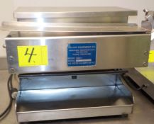 BREAD SLICER, DELUXE MODEL DBS-1, S/S, 110V