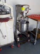 Doyan SM300 DYN-207, 30Qt Dough Mixer, 1Ph, S#DYN207012