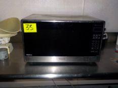 Microwave Oven, Panasonic Inverter