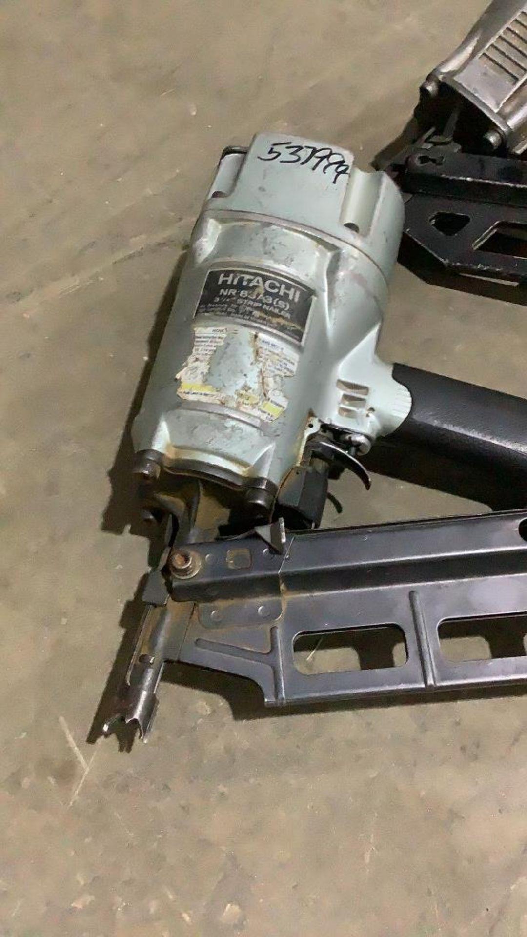 Lot 240 - (2) Pneumatic Strip Nailers