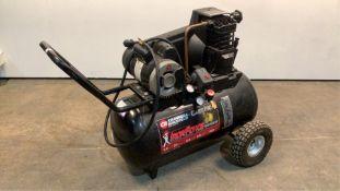 Campbell Hausfeld Air Compressor Iron Force Series