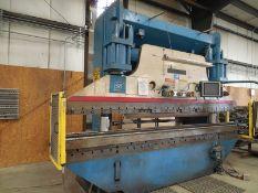 "Cincinnati Press Brake 230FM x 8ft Max stroke 10"" 230 ton, ser# 44449"