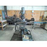 Super Max Yeong Chin Milling Machine ser# 0516996Model YCM-1 1/2 VA