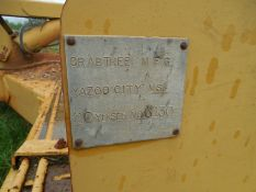 Crabtree MFG 20 yard pan ser# 6130 Located at our sale yard 5845 US Hwy 264 West Washington