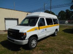 2011 Ford E150 wheel chair van vin# 1FTNE1EW0BDB14196 -263,896 miles