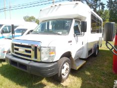 2014 Champion Bus E350 vin# 1FDEE3FL2EDA46399 - 204,459 miles missing catalytic converter