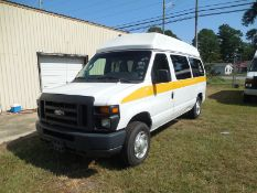 2013 Ford E150 wheel chair van vin# 1FTNE1EW8DDA50279 - 218,343 miles