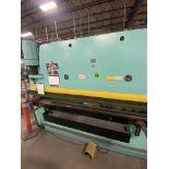PACIFIC 135-Ton x 12' Hydraulic Press Brake mod. 135-12 s/n: 3820