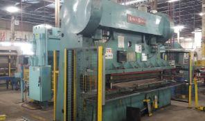 LODGE & SHIPLEY 150-Ton Mechanical Press Brake mod.45213 s/n: EW845332-9
