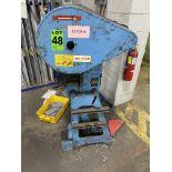 ROUSELLE 5-Ton Mechanical OBI Punch Press mod.OA s/n: AA-4993-64; 18-Gauge Cutoff.