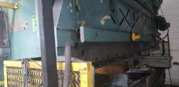 CINCINNATI 90-Ton Mechanical Press Brake mod. 90 Series x 10' s/n: 27694