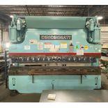 CINCINNATI 135-Ton x 10' Hydraulic Press Brake mod.135 CBII 135-Ton x 10', s/n: 52553