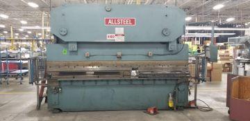 ALLSTEEL 175-Ton x 12' Hydraulic Press Brake mod. 175-12 s/n: 20368