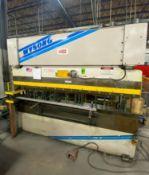 WYSONG 140-Ton x 10' Hydraulic Press Brake mod.THS140-120 s/n: TH7-109