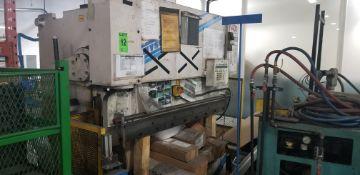 Wysong 60-Ton x 6' mod. THS60-72 Hydraulic Press Brake s/n: H5-118