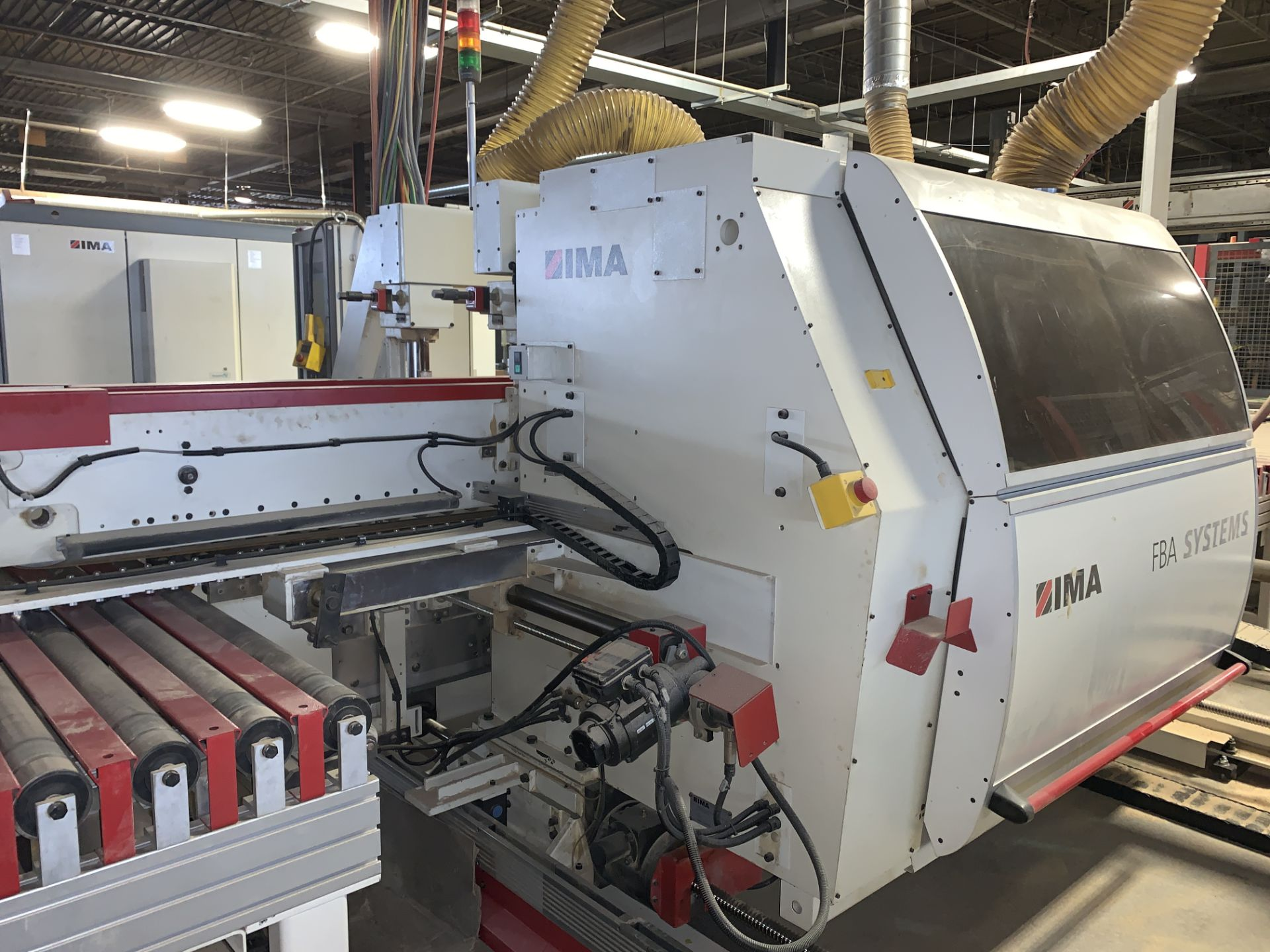 Lot 7h - IMA (FBA/II/190) SLITTER SAW (SOLD SUBJECT TO BULK BID PRICE OF LOT 7)