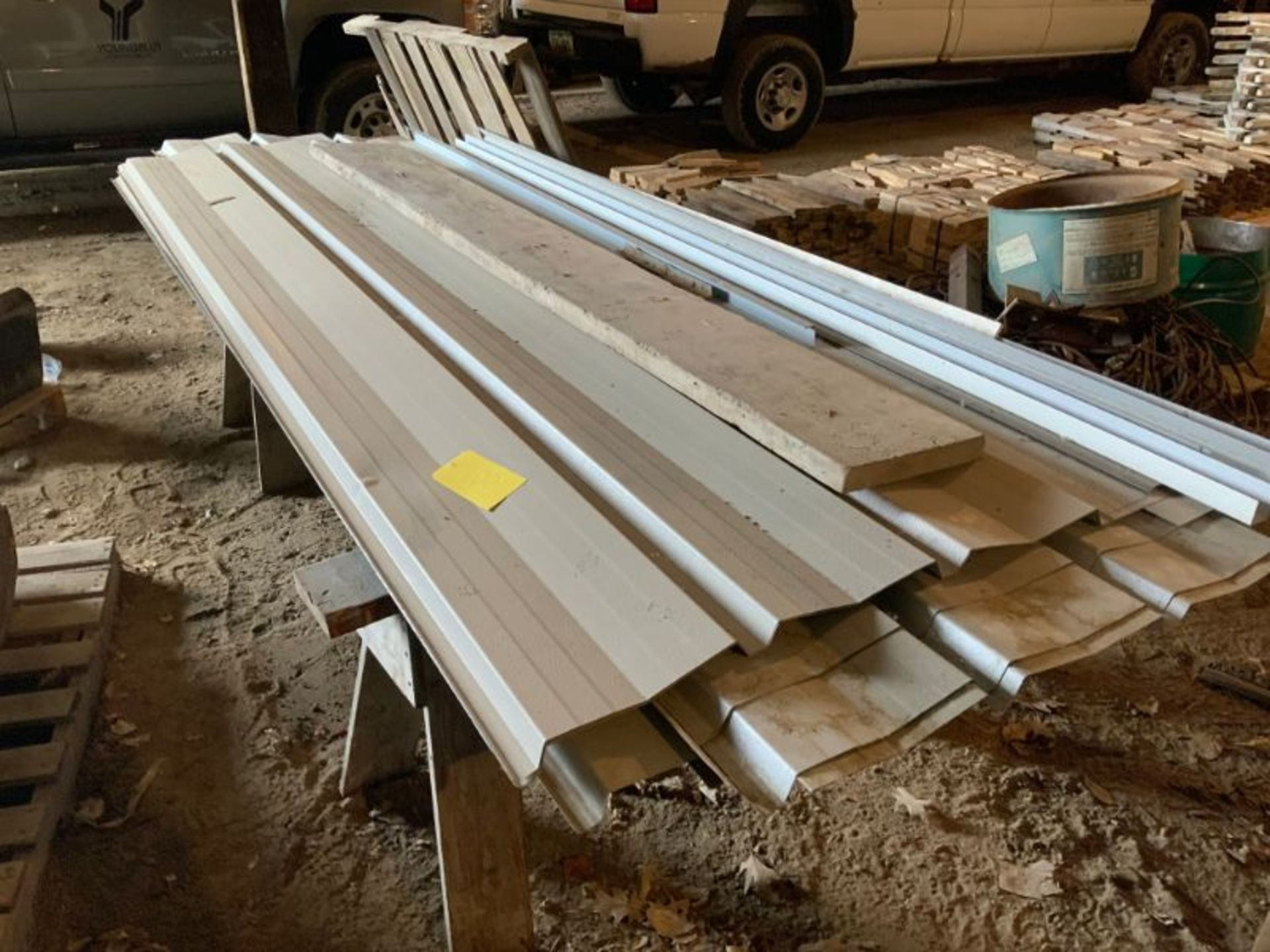 Lot 700 - Assorted siding drip channels