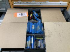 Assorted Metric Drills, High Speed