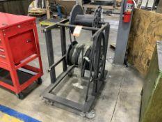 Hydraulic Hose Cart