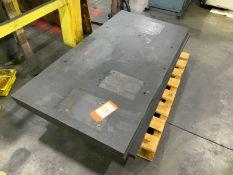 Steel Plates, 3 pcs.