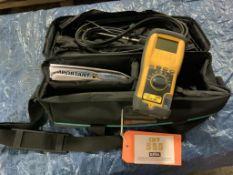 UEI CO2 CO Tester