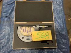 Mitutoyo Disc Micrometer