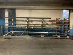 Cantilever Steel Rack