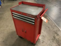 Craftsman Red Roll Tool Box