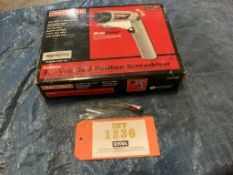 Craftsman Battery Screw Driver