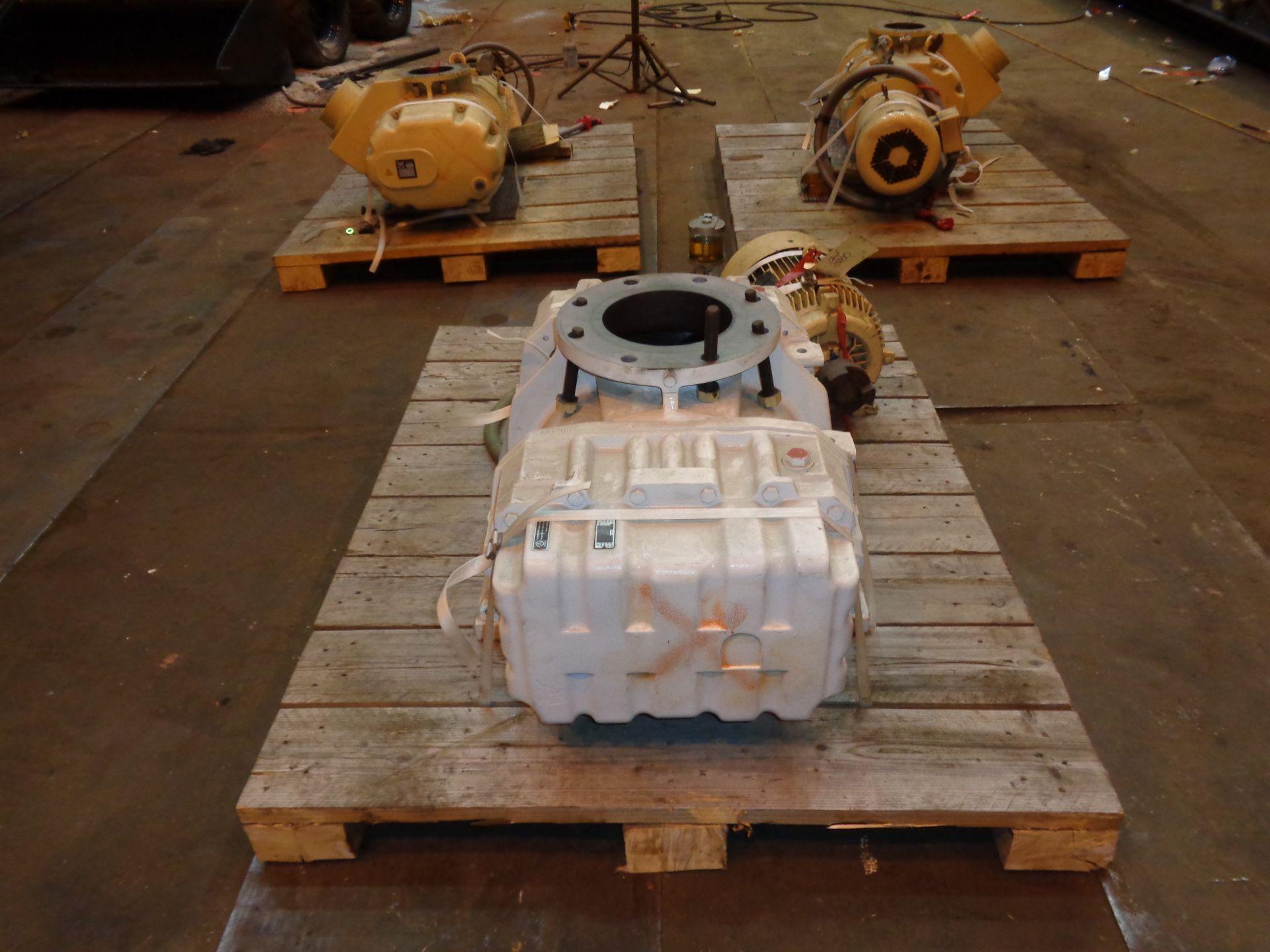 Lot 11A - Lot of 3 Vacuum Pumps