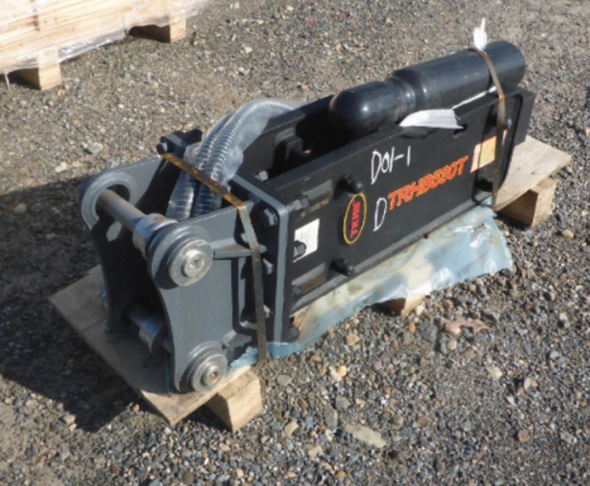 Lot 37 - UNUSED 2019 TRHB TRHB530T Hydraulic Excavator Hydraulic Hammer